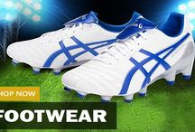 Sports Footwear / We cover all top quality sports merchandise like Adidas, Nike, Blades, etc.
