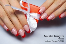 Nailure - magazine for nail stylists / by Denis Grachev