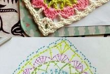 crochet and knniting