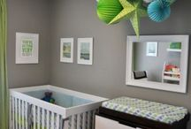 Spaces for the Boys / Bedrooms, nurseries, and playrooms for two rambunctious creatures. / by Kate Andrews Hoult