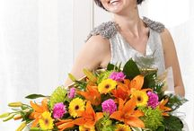 Presentation Flowers / Whether for a prize giving ceremony, graduation or a teacher leaving present, these presentation flower arrangements are the perfect gift.