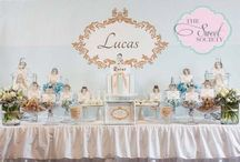 party ideas / by Sonya Curtsinger