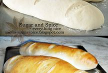Food- breads / by Amy Overbeck