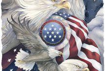 Eagles / by M. A. Van Vleck