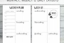Päiväkirjaideat