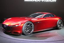 2016 MAZDA RX-VISION / 2016 Mazda RX-Vision raised the curtain of the latest rotary Engine sports cars at the Tokyo Motor Show 2015 under the name RX-Vision.
