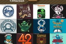 Bookworms Collection / by TeeFury