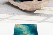 Oceano central / Muebles