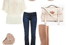 Style, outfits and accessories I love! / by Andrea Jeppesen