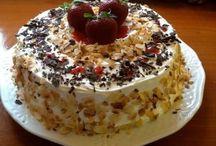Cakes - Τουρτες
