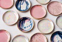Céramique/Porcelaine/Poterie