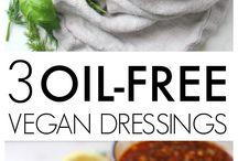 Vegan Sauces/Dressings