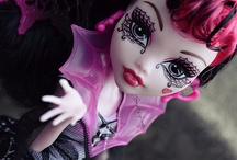 Monster High and Ever After High / by The Pridemores
