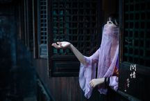The ancient costume beautiful woman in Hangzhou / the pictures of ancient costume woman,you will be thrilling by their beauty.