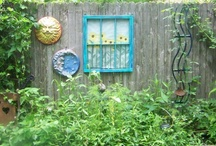 yard art / by Amber Brown