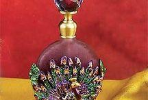 Perfume Bottles / by Cheryl