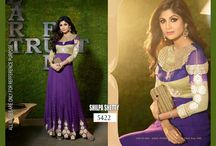 Bollywood replica stylish fancy sarees 5422 to 5425 / For inquiry Call or Whatsapp @ 09173949839