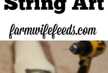 Farmwife Feeds Crafts / Crafts and Decorating from my blog Farmwife Feeds #crafts #ideas