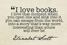 Books Galore / Books I Have Read