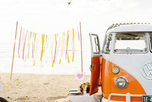 Summer bliss / Sun, sea, sand and other beautiful summer inspirations :)
