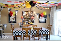 Race car birthday / by Lisa Blythe