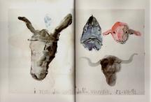 pinturas y dibujos