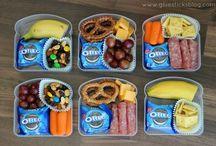 Snacks/Food Ideas K :)