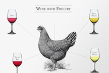 FOOD PAIRING !! / Pairing Wine with Chicken and Poultry !!