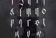 Calligraffiti / Tags
