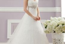 new wedding dress collection for 2015 / A well designed collection for a demanding bride. If you want to be specia, this is something for you.