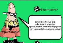 Karikatur-Cartoon