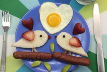 Kahvaltı / Çocuklara kahvaltı