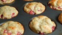 muffins ( fraises )