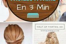 coiffures easy