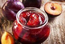 Şekersiz meyve reçeli