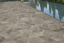 PIEDRAS CERAMICAS / Soluciones de acabados efecto piedra en multitud de formatos y piezas especiales.