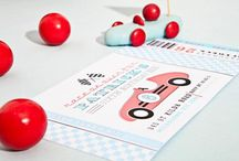 Vintage Race car Party / by Sweetly Chic Events & Design