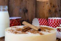 tarta de crema sin horno