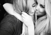 best friends / by Hannah Rosela