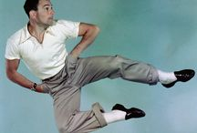 GENE KELLY THE DANCER / by Ody Rivas
