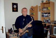 El Amor - Wykonawca - Roman Szczepaniak  sax tenor.
