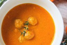 Суп-пюре, крем-суп и т.д.