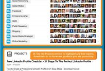 All about Linkedin / Take a look at some interesting facts and how to use Linkedin