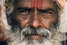 Retratos hombres con turbante