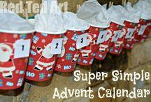 adventní kalendáře