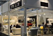 I Saloni 2014 / See for yourself how Finkeldei's exhibition stand at the I Saloni 2014 furniture fair in Milan looked like.