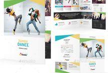 Zumba & Fitness Materials <3