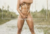 Hot & sexy fit muscular women