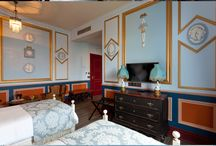 Rooms & Suites / All 12 rooms are unique and tell you a chapter of Juliana and Grigory Stroganov´s love story.