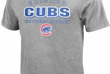 Chicago Cubs Majestic Apparel / Chicago Cubs Majestic T-Shirts and Sweathirts for Ladies and Men